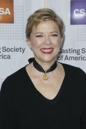 Annette Bening – Artios Awards in Los Angeles 1/19/ 2017