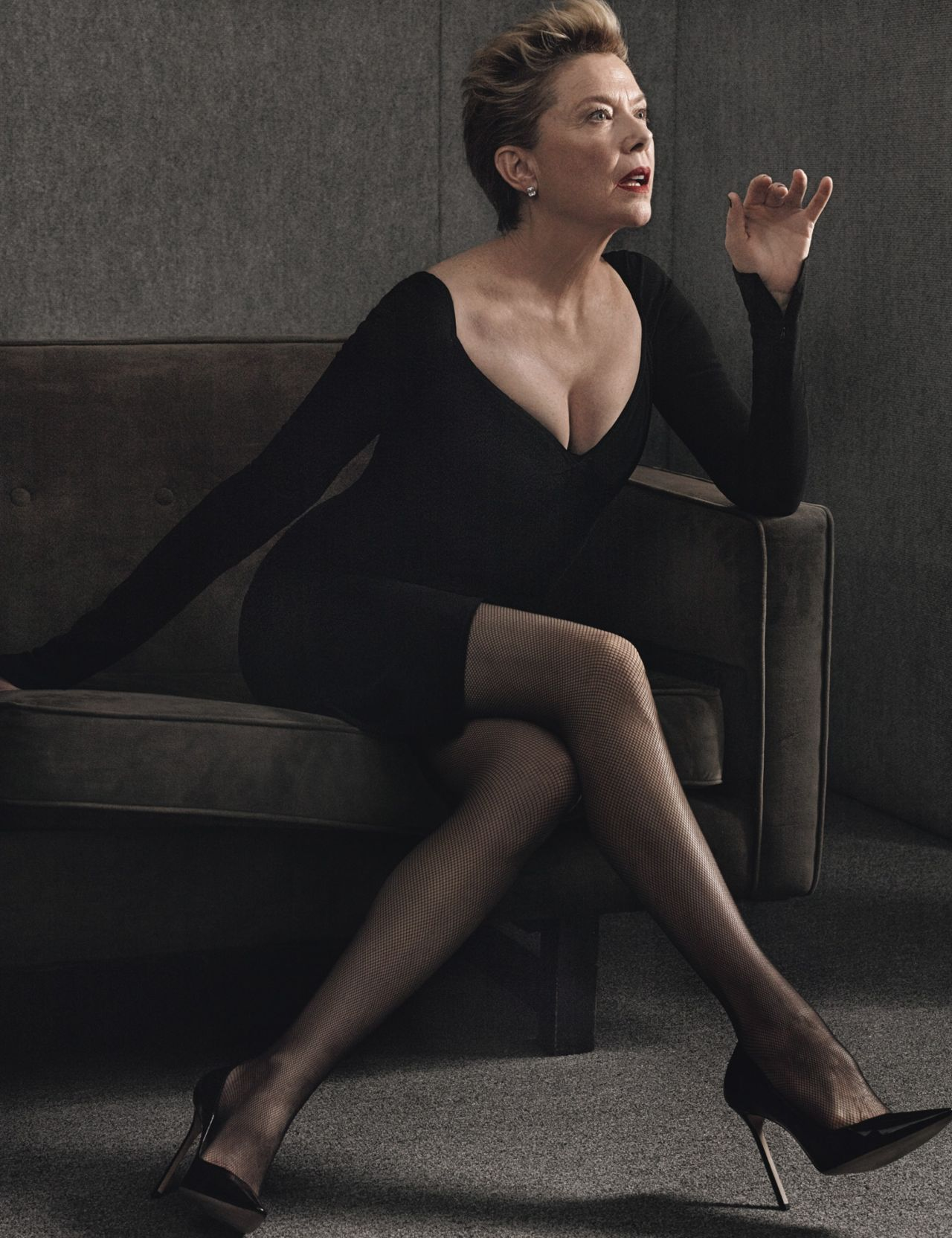 Annette Bening - W 'Best Performances' February 2017 Issue