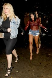 Ariel Winter - Leaving the Peppermint Club in West Hollywood 1/10/ 2017