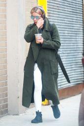 Ashley Benson in New York City 1/23/ 2017