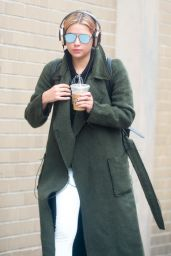 Ashley Benson in New York City 1/23/ 2017