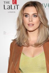 Ashley James - The Launch of Hotel Lalit in London 1/26/ 2017