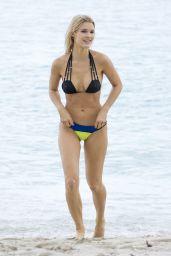 Ashley Sara Haas - Sports Illustrated Photoshoot in Miami 1/23/ 2017