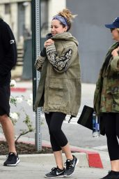 Ashley Tisdale - Out for Lunch in West Hollywood 1/4/ 2017