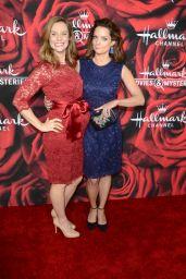 Ashley Williams – Hallmark Channel TCA Winter Press Tour in LA 1/14/ 2017
