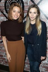 Aubrey Plaza & Elizabeth Olsen - Creators League Studio at the Sundance Film Festival 2017