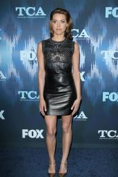 Aubrey Plaza – FOX Winter TCA All Star Party in Pasadena, CA 01/11/ 2017