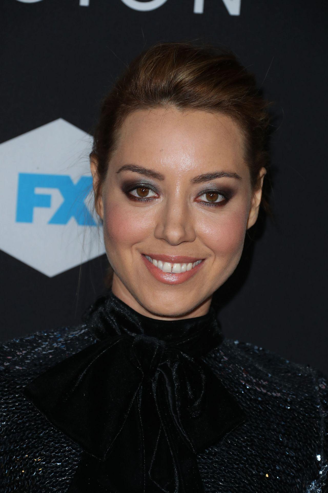 Aubrey Plaza - 'Legion' TV series Premiere in Los Angeles ...