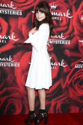 Bailee Madison – Hallmark Channel TCA Winter Press Tour in LA 1/14/ 2017