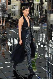 Bella Hadid – Walks The Runway For Chanel in Paris 1/24/ 2017