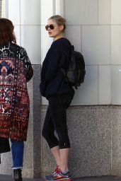 Bella Heathcote - Shopping in Beverly Hills, CA 1/26/ 2017