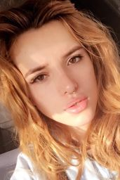Bella Thorne Social Media Photos 1/31/ 2017