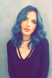Bella Thorne - Social Media Pics, January 2017