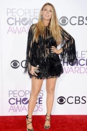 Blake Lively – People's Choice Awards in Los Angeles 1/18/ 2017