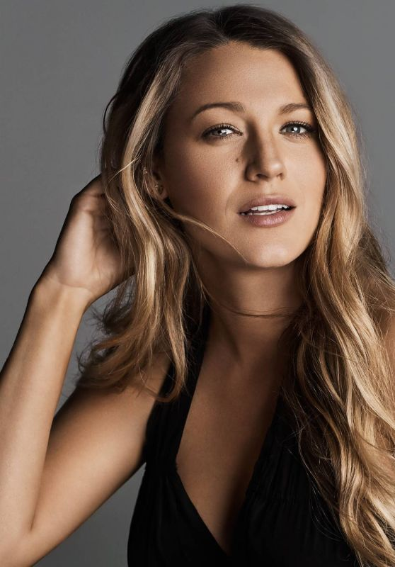 Blake Lively - Photoshoot for L