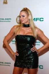 Briana Banks – XBIZ Awards in Los Angeles, January 2017