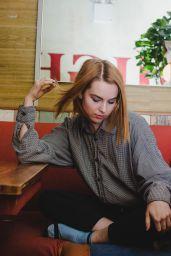 Bridgit Mendler - NKD Magazine Issue 67 January 2017