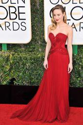 Brie Larson – Golden Globe Awards in Beverly Hills 01/08/ 2017