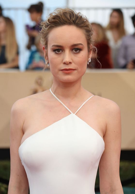 Brie Larson - SAG Awards in Los Angeles 1/29/ 2017