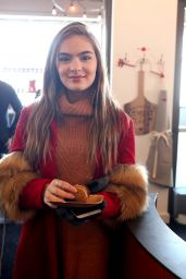 Brighton Sharbino - Deadline Hollywood Studio at Sundance in Park City, Utah 1/20/2017