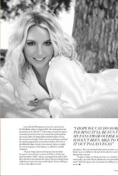 Britney Spears - Think Magazine January 2017 Issue