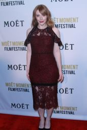 Bryce Dallas Howard - Moet Moment Film Festival in Los Angeles 1/4/ 2017