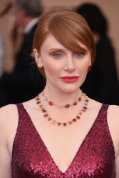 Bryce Dallas Howard – SAG Awards in Los Angeles 1/29/ 2017