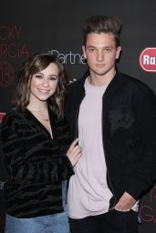 Cailee Rae – Ricky Garcia's Birthday Bash in Los Angeles 1/21/ 2017