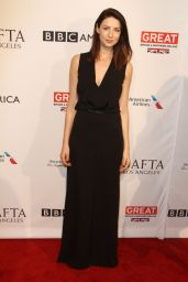 Caitriona Balfe – BAFTA Tea Party in Los Angeles 1/7/ 2017