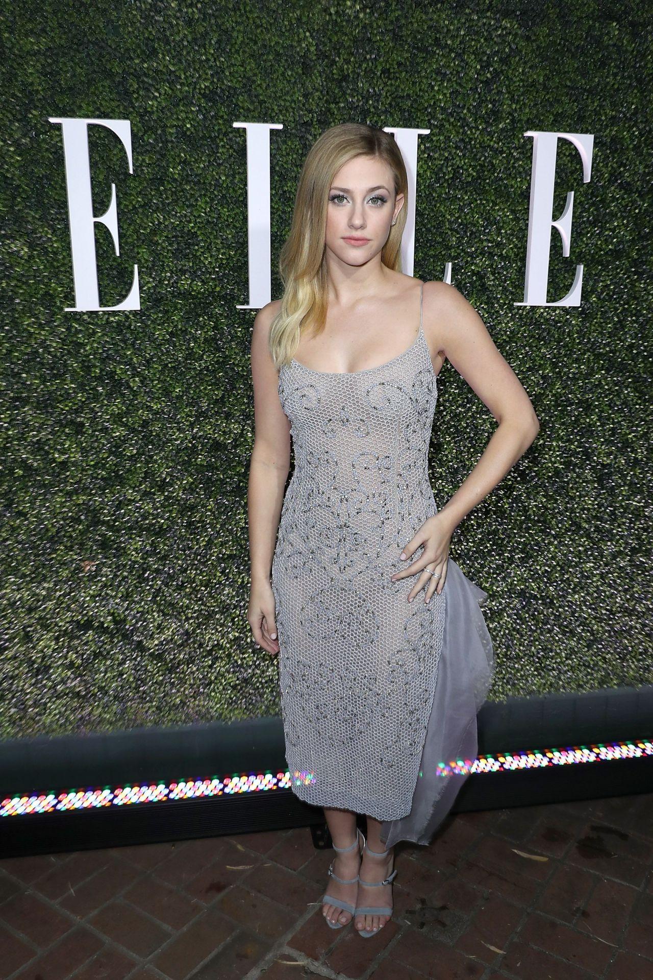 Camila Mendes Amp Lili Reinhart Elle Women In Television