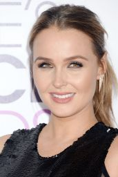 Camilla Luddington – People's Choice Awards in Los Angeles 1/18/ 2017