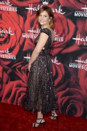 Candace Cameron-Bure – Hallmark Channel TCA Winter Press Tour in LA 1/14/ 2017