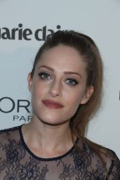 Carly Chaikin – Marie Claire's Image Maker Awards in West Hollywood 1/10/ 2017