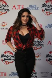 Casey Batchelor - Magical Lantern Festival in London 1/18/ 2017