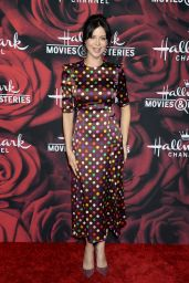 Catherine Bell – Hallmark Channel TCA Winter Press Tour in LA 1/14/ 2017
