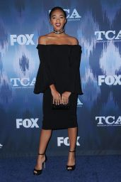 Chandler Kinney - FOX Winter TCA in Pasadena 11/01/ 2017