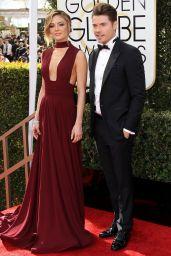 Charissa Thompson – Golden Globe Awards in Beverly Hills 01/08/ 2017