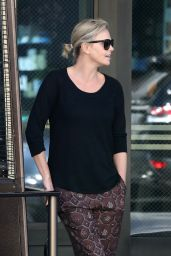Charlize Theron - Out in Beverly Hills 01/17/ 2017