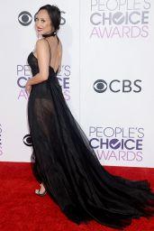 Cheryl Burke – People's Choice Awards in Los Angeles 1/18/ 2017