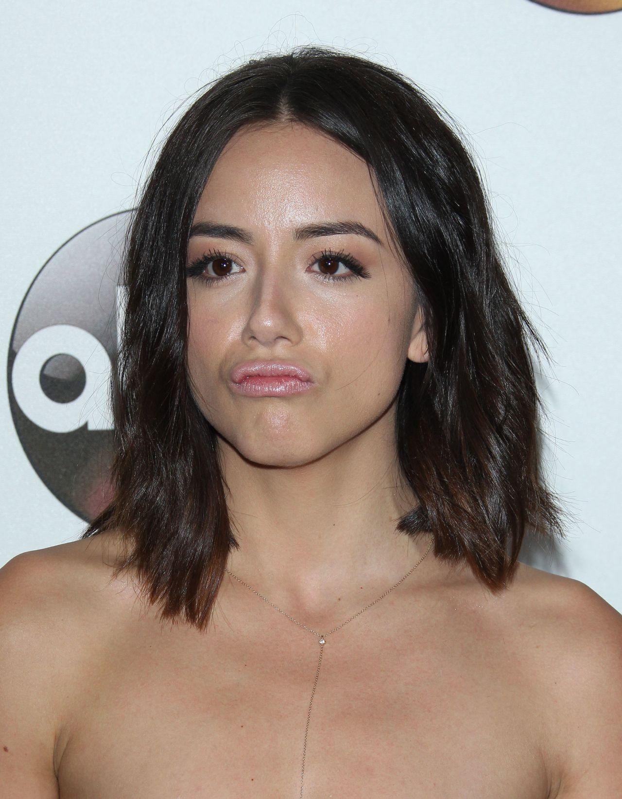 Chloe Bennet – Disney ABC Television Hosts TCA Winter ...  Chloe Bennet �...
