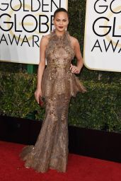 Chrissy Teigen – Golden Globe Awards in Beverly Hills 01/08/ 2017