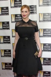 Christina Hendricks - The Creative Coalition