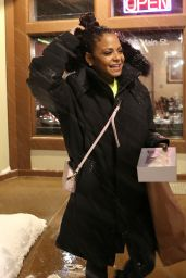 Christina Milian - Out in Park City, Utah 01/22/ 2017