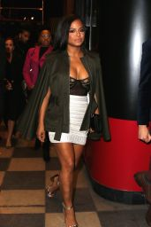 Christina Milian - YSL Beauty Club Party at the Ace Hotel in Los Angeles 1/10/ 2017