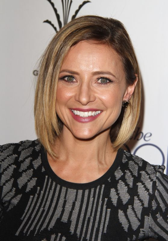 Christine Lakin - The Book of Love Premiere in Los Angeles 01/10/ 2017