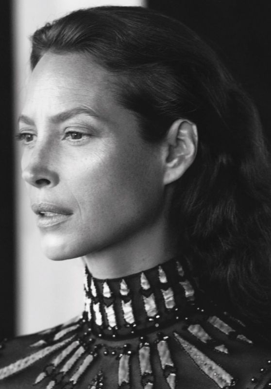 Christy Turlington - Photoshoot for Valentino S/S 2017