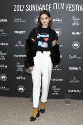 Ciara Bravo - To the Bone Premiere at Sundance Film Festival 2017