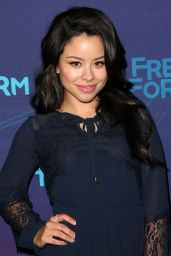 Cierra Ramirez – Disney ABC Television Hosts TCA Winter Press Tour in Pasadena, CA 1/10/ 2017