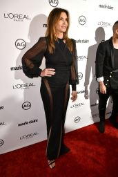 Cindy Crawford – Marie Claire's Image Maker Awards in West Hollywood 1/10/ 2017