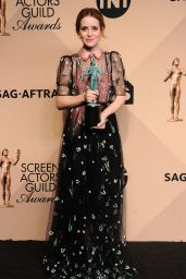 Claire Foy – SAG Awards in Los Angeles 1/29/ 2017
